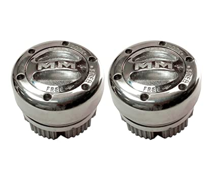 Amazon Mile Marker 104 Premium Manual Hub Set Automotive. Mile Marker 104 Premium Manual Hub Set. GM. GM 10 Bolt Locking Hub Diagram At Scoala.co