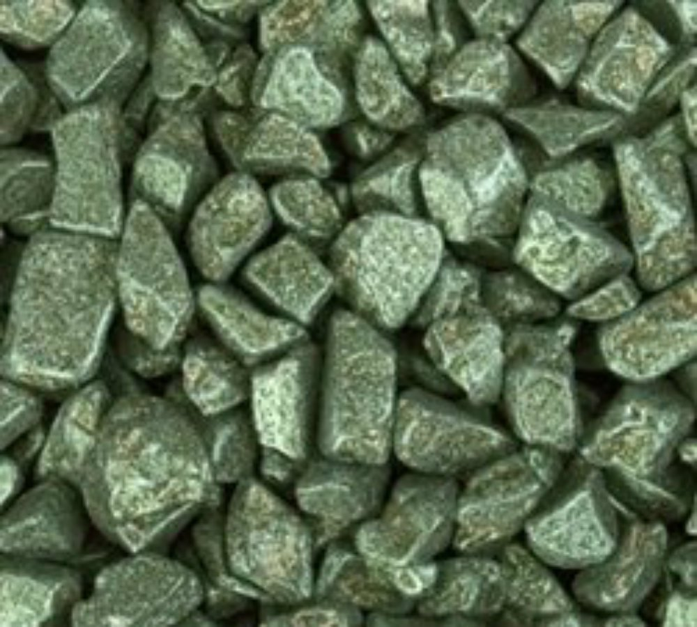 Amazon.com : Emerald Green Chocolate Rocks Candy Nuggets 1LB Bag ...