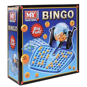 Chips The Game Cards 90 Ball Dispenser Bingo Lotto 100 Covering 48 And Balls LSVUqMzpG