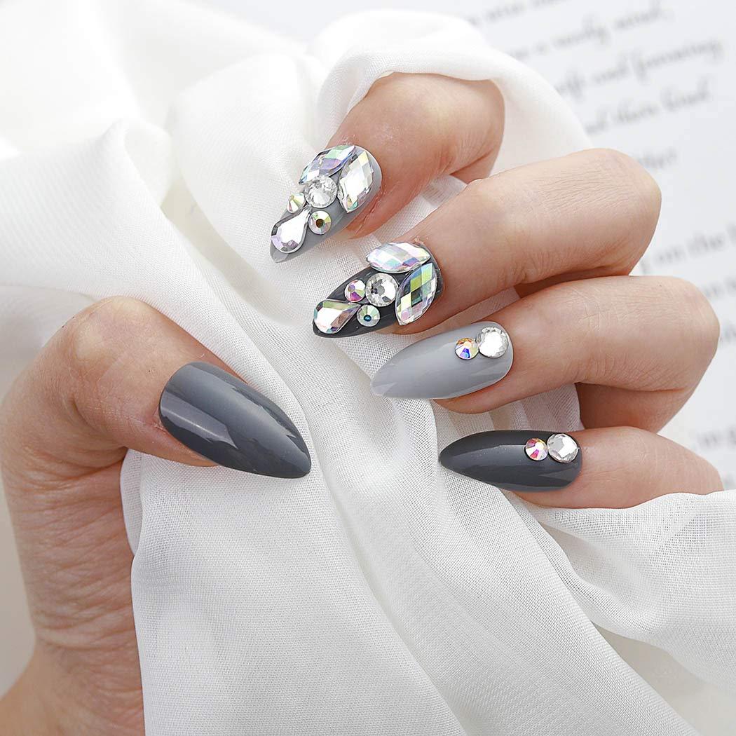 4 St/ück Auto Bling Bling Kristalle Deko Frauen Sicherheitsgurt Handbremse Abdeckung Diamant Strass Schulterpolster Universal