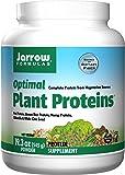 Jarrow Formulas Optimal Plant Proteins, Supports Gastroinestinal Health, 545 g