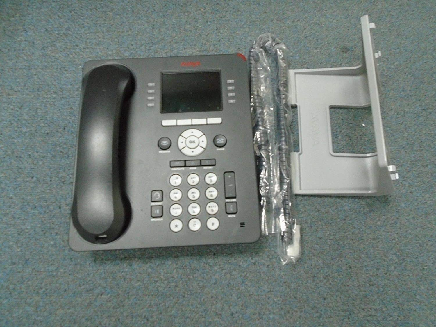 Avaya 9620L in Black Office Business Phone Deskphone VoIP IP Telephone 700461197