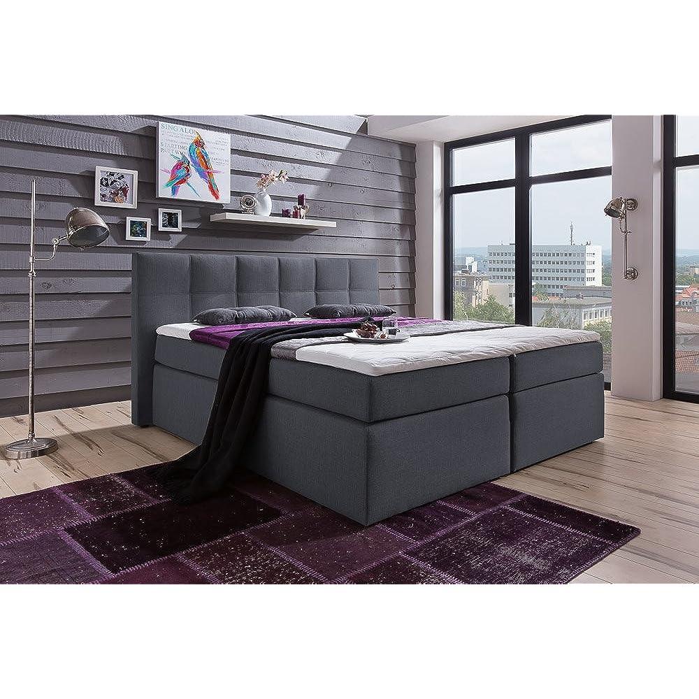 boxspringbett test 2017 die besten vergleichssieger im. Black Bedroom Furniture Sets. Home Design Ideas