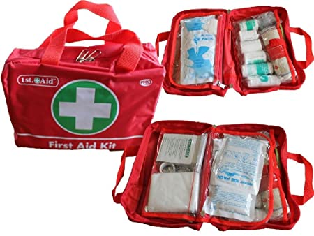 Image Unavailable. Image not available for. Colour  70 Pieces Luxury FIRST  AID KIT Bag ... 47c917a994eaa