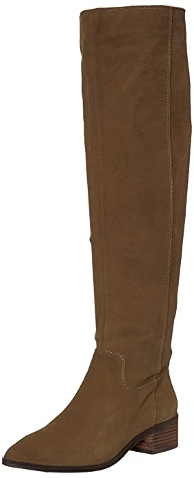 50ebfdc175e Amazon.com | Lucky Brand Women's Lk-kitrie Fashion Boot | Knee-High