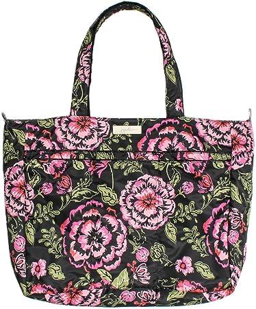 Ju-Ju-Be 12FF02ABLR Blooming Romance Super Be Zippered Tote Diaper Bag One Size