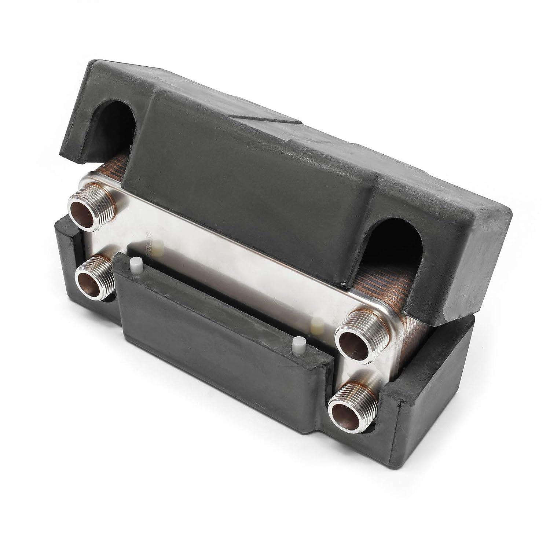 Hrale Bo/îtier isolant pour /échangeur de chaleur /à plaques INOX B3-12-60