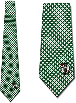 Boston Celtics Corbatas Corbata Diamante para hombre Por Eagles ...