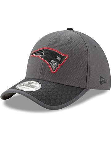 New England Patriots New Era NFL 39THIRTY 2017 Sideline Graphite Flex Fit  Hat eedde1a378a