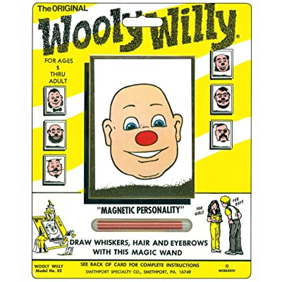 Patch Products Inc. Wooly Willy Original: Toys & Games