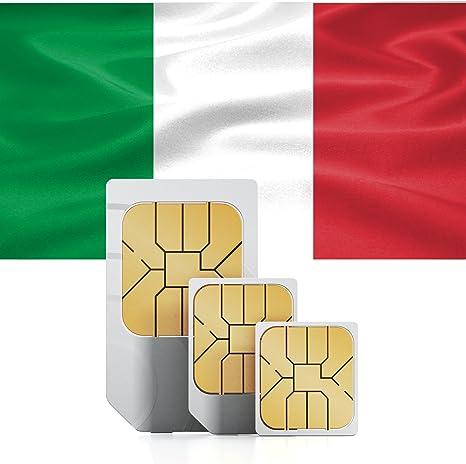prepaid karte für italien travSIM Italien Prepaid Daten SIM Karte + 2GB für 30: Amazon.de