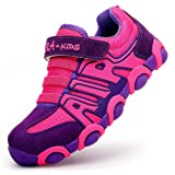 Amazon Price History for:DADAWEN Boy's Girl's Casual Strap Light Weight Sneakers Running Shoes(Toddler/Little Kid/Big Kid)