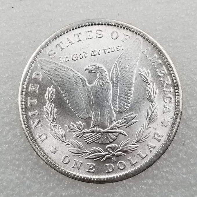 DDTing 1894 Antiguo Gran Libertad Dólares Morgan Águila ...