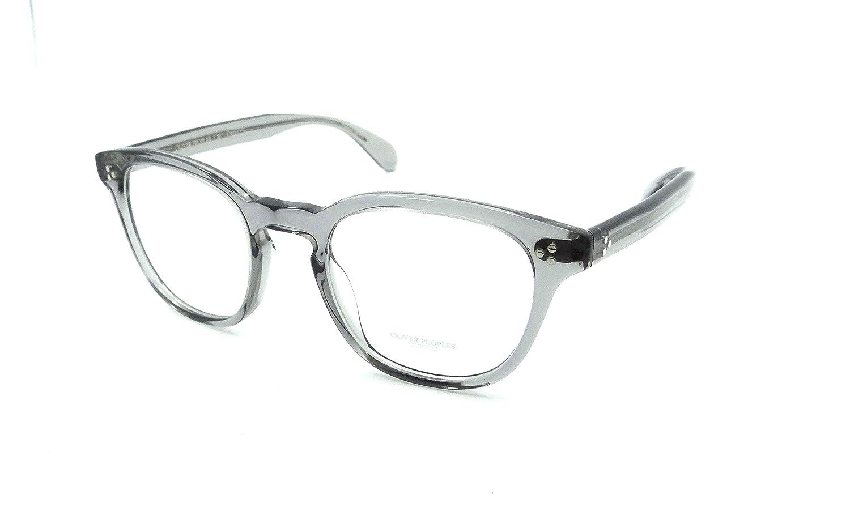 338944dbc88 Amazon.com  Oliver Peoples Kauffman OV 5356U Workman Grey 49 21 145 Men  Eyewear Frame  Watches