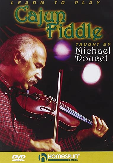 Learn to Play Cajun Fiddle by Michael Doucet (DVD/VHS)