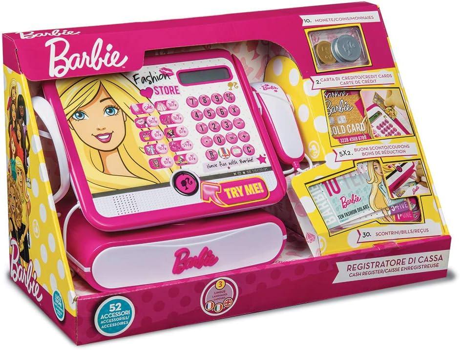 Barbie - Herramienta de juguete (Intek BBCR2) (importado): Amazon ...