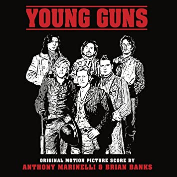 e9978cc0e27 Buy Young Guns (Original Motion Picture Score) Online at Low Prices ...
