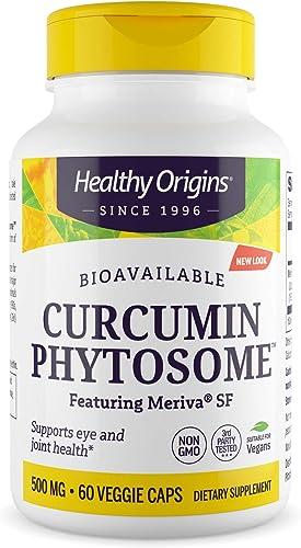 Healthy Origins Curcumin Phytosome Featuring Meriva SF 500 mg