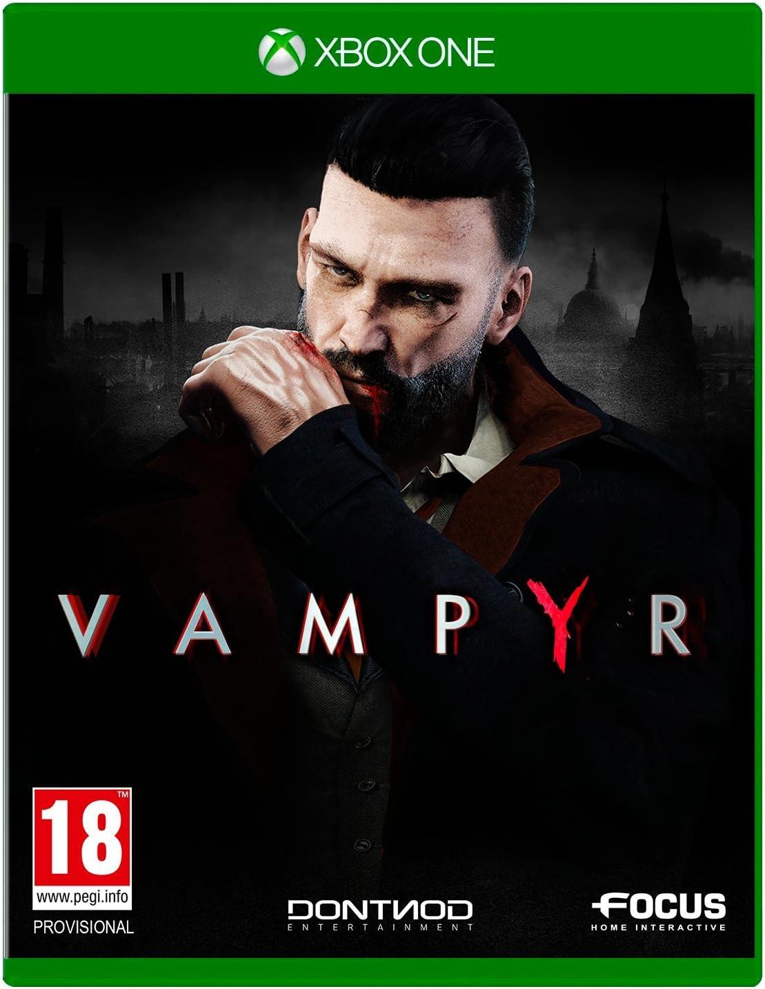Vampyr - Xbox One [Importación inglesa]: Amazon.es: Videojuegos