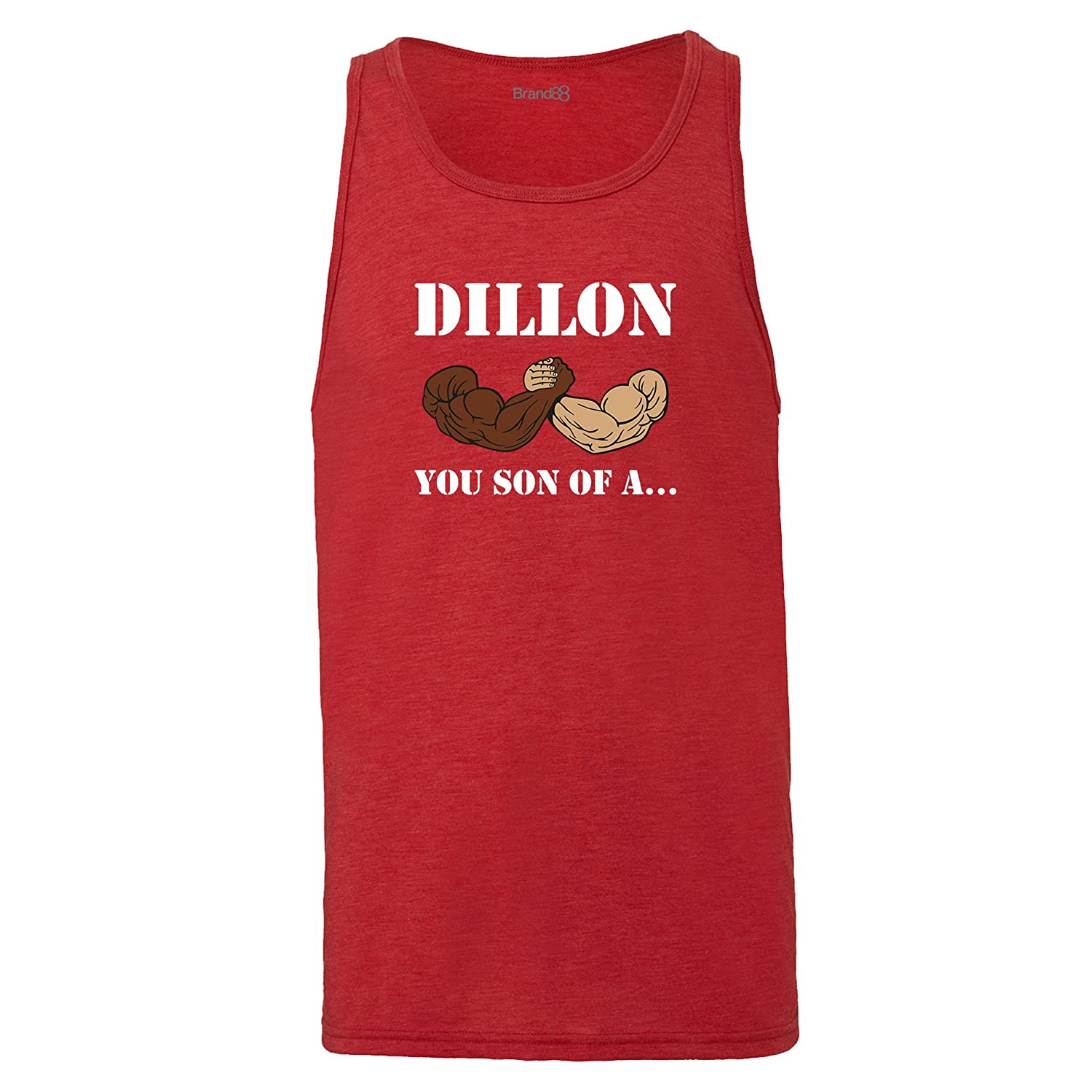 Brand88 Dillon Jersey Vest You Son of A