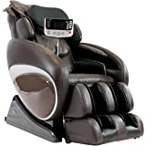 Osaki OS4000TB Model OS-4000T Zero Gravity Massage Chair, Brown, Computer Body Scan, Zero Gravity Design, Unique Foot roller, Next Generation Air Massage Technology, Arm Air Massagers, Auto Recline and Leg Extension, Wireless Controller