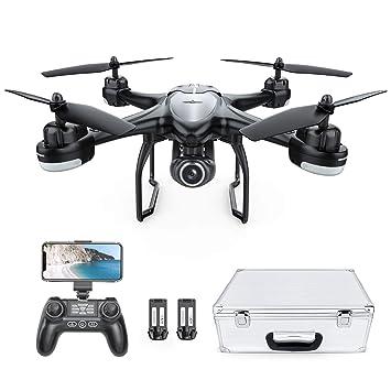 Potensic Drone con cámara 1080P HD, T18 GPS FPV RC Quadcopter con ...