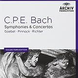C.P.E. Bach: Symphonies & Concertos (DG Collectors Edition)