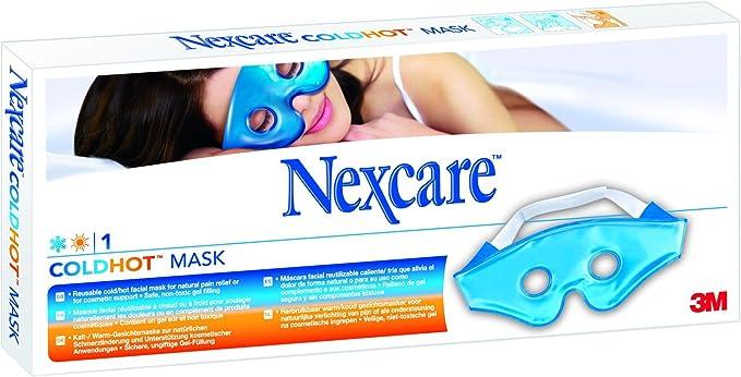 3M Nexcare Cuscino Maschera Caldo/Freddo Con Gel Atossico: Amazon.es: Salud y cuidado personal