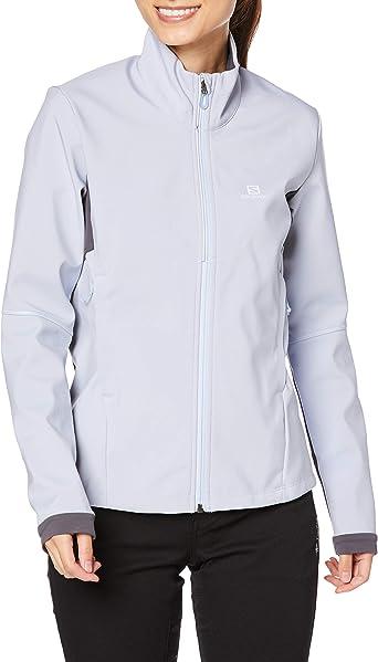 Salomon Womens Agile Softshell Jacket W