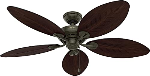 Hunter Bayview Indoor / Outdoor Ceiling Fan