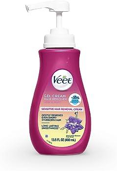 Veet Legs and Body Sensitive Hair Remover Gel Cream 13.5oz