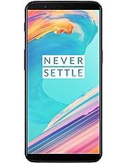 "OnePlus 5T  - Smartphone (SIM doble 4G, 15,3 cm (6.01""), 128 GB, 16 MP, Android, 7.1.1 Nougat, Negro)"