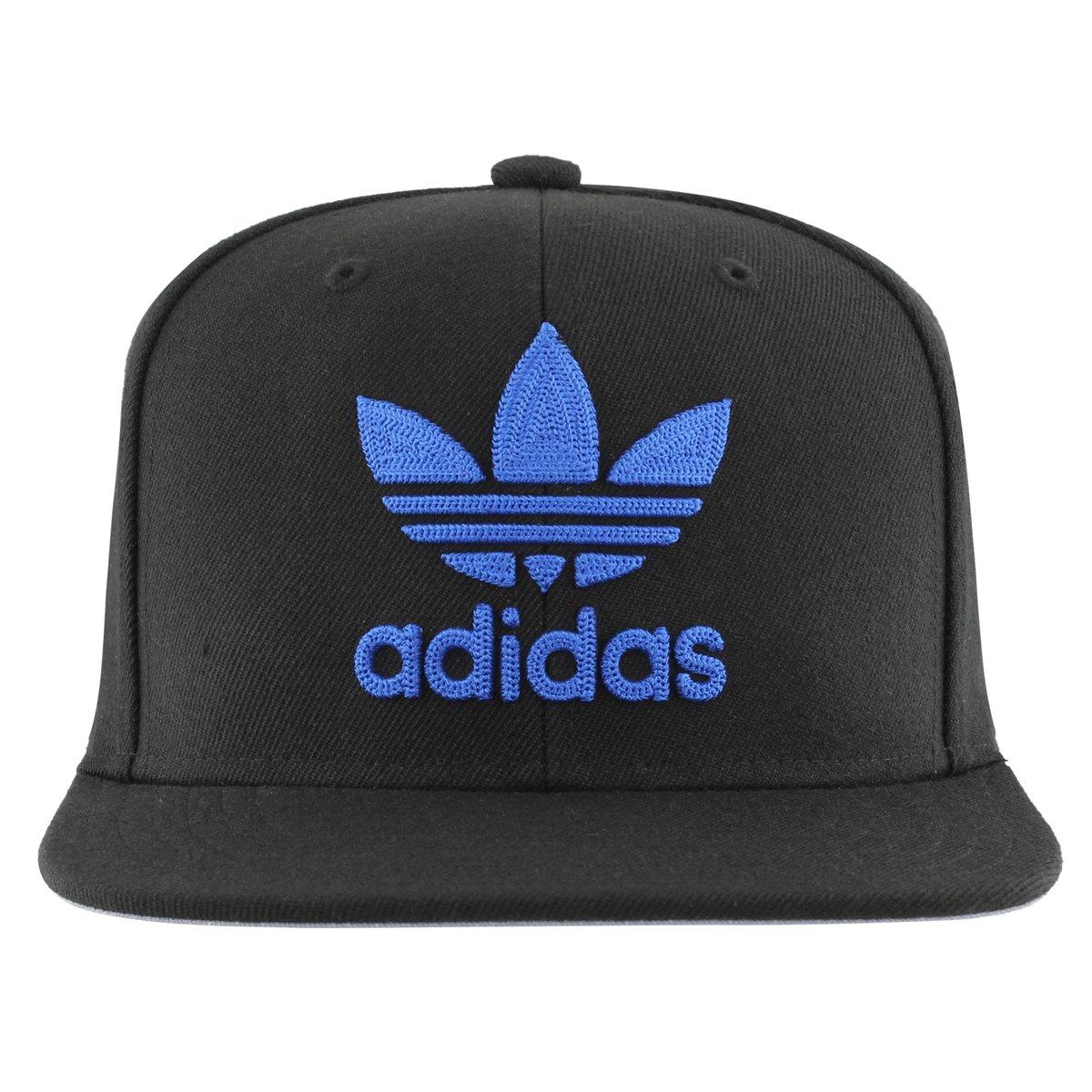 69cca48033c adidas Men s Originals Snapback Flatbrim Cap  Amazon.ca  Sports   Outdoors
