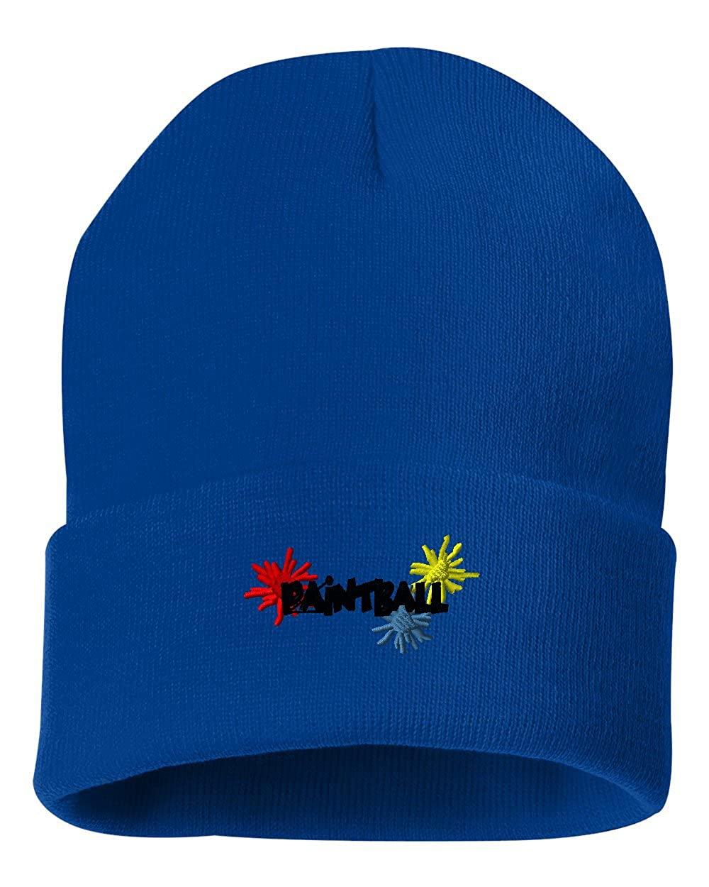 Paintball/ Custom Personalized Embroidery Embroidered Beanie