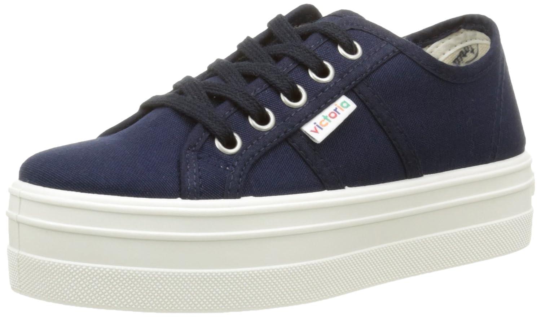 Amazon.com | Victoria Womens Salon Lona Tintada Canvas Slip On Sneaker | Running