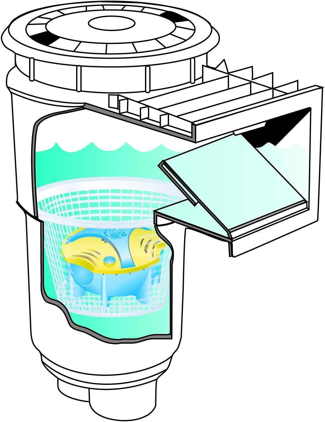 Grenouille 01-18-4406 Assainisseur minéral pour piscine creusée - 25K gal.