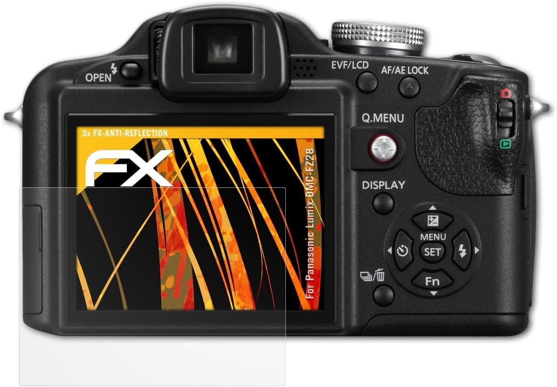 AtFoliX 3x Screen Protector for Panasonic Lumix DC-TZ96
