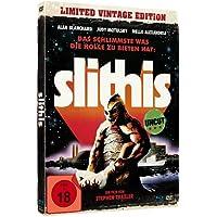 Slithis - uncut Vintage Edition (+ DVD) - Mediabook, limitiert auf 1.500 Stück, inkl. Booklet, HD neu abgetastet [Blu-ray]