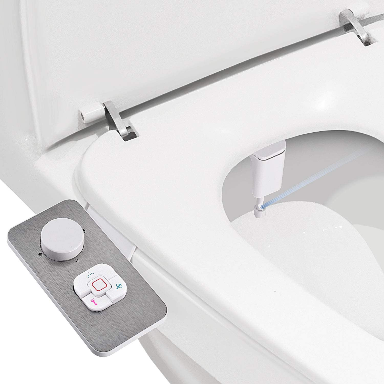 Samodra bidet attachment