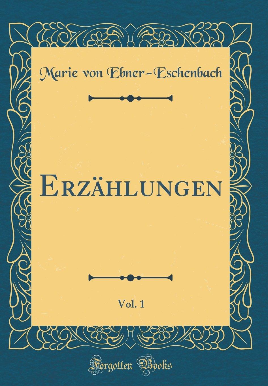 erzhlungen-vol-1-classic-reprint