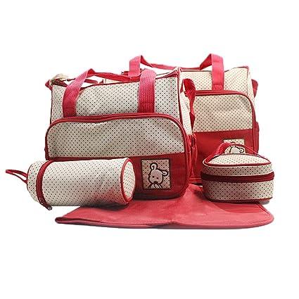 I Butterfiy kits Bolsa de Mama Para Bebe Biberon Bolso/Bolsa/Bolsillo Maternal Bebé