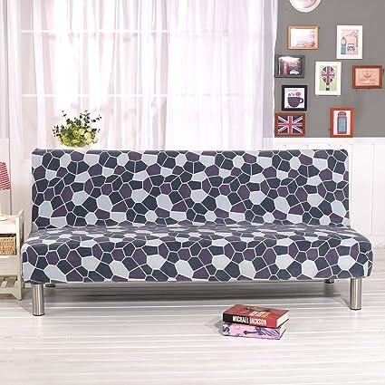 Greencolourful sofá Cover Funda de tela de peluche más ...