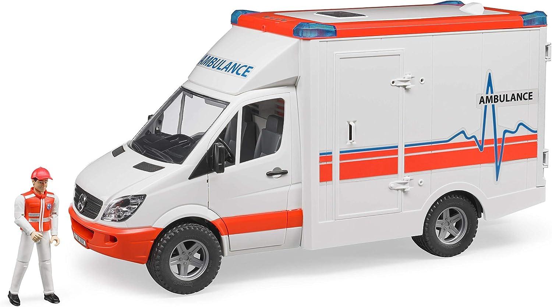 bruder spielzeug ambulance ersatzteile