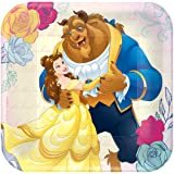Beauty and the Beast Dessert Plates (8 ct)