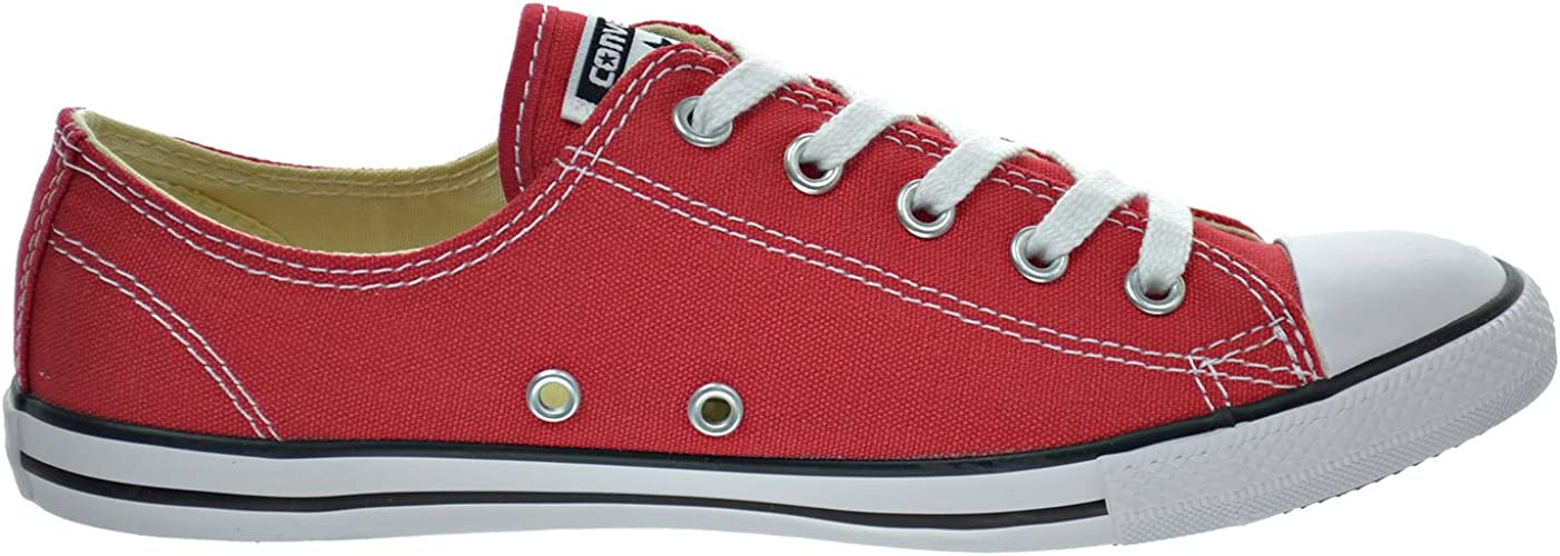 Star Dainty Ox Women Shoes Varsity Red