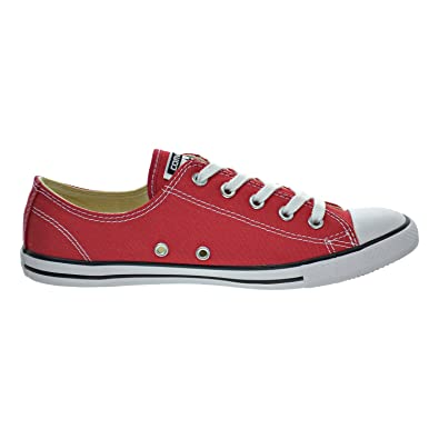 2b17a441020a Converse Chuck Taylor All Star Dainty Ox Women Shoes Varsity Red 530056f  (10.5 B(