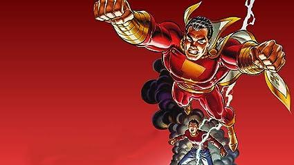 Posterhouzz Comics Shazam Hd Wallpaper Background Fine Art Paper