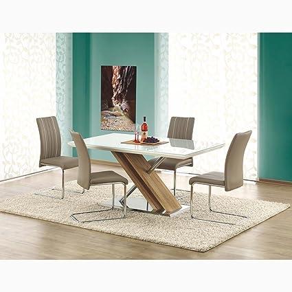JUSThome Nexus Set tavolo con sedie Tavolo per sala da pranzo in ...