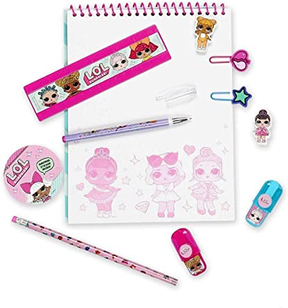 Hello Kitty Toy Gifts Little Girls Jewelry Box Accesories W//Bonus Stickers 10Pc