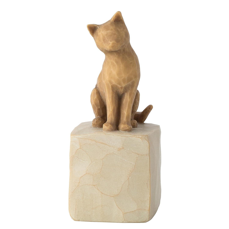 Amo a mi gato Enesco Willow Tree 27789